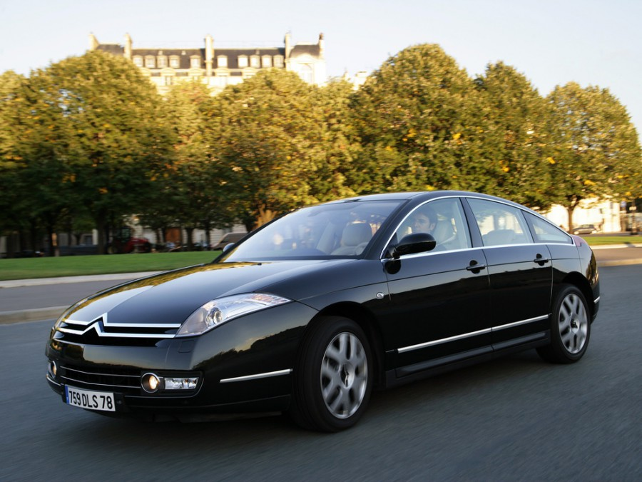 Citroen C6 фастбэк, 2004–2012, 1 поколение - отзывы, фото и характеристики на Car.ru