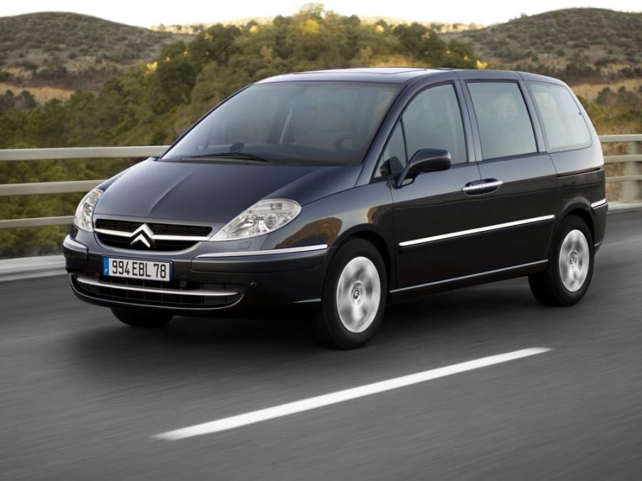 Citroen C8 минивэн, 2002–2012, 2 поколение - отзывы, фото и характеристики на Car.ru