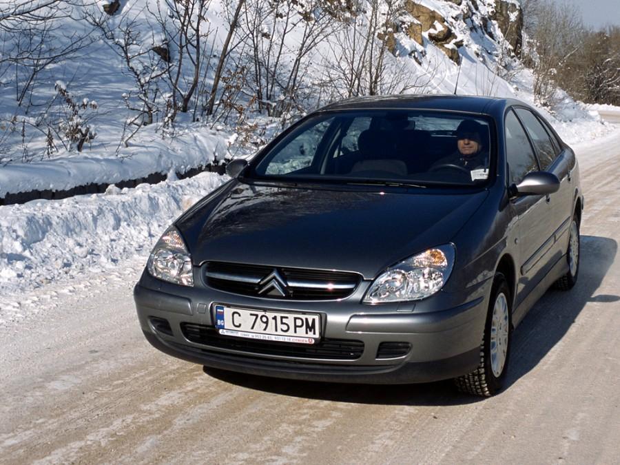Citroen C5 хетчбэк, 2001–2004, 1 поколение - отзывы, фото и характеристики на Car.ru