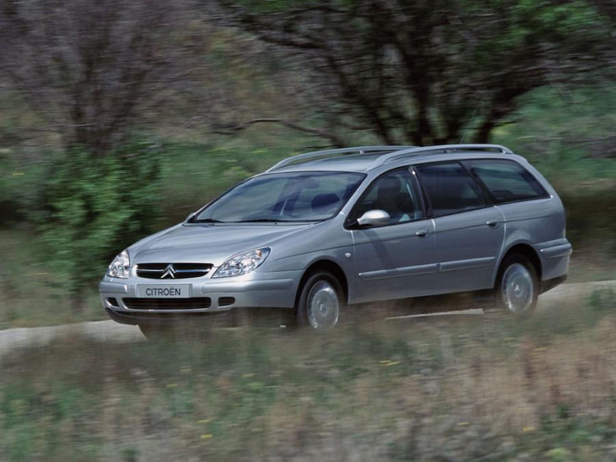 Citroen C5 Break универсал, 2001–2004, 1 поколение - отзывы, фото и характеристики на Car.ru