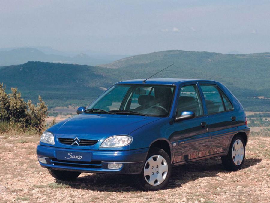 Citroen Saxo хетчбэк 5-дв., 1996–2004, 2 поколение - отзывы, фото и характеристики на Car.ru