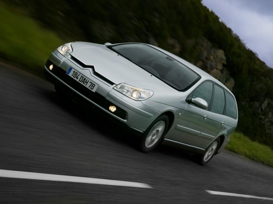 Citroen C5 Break универсал, 2004–2008, 1 поколение [рестайлинг] - отзывы, фото и характеристики на Car.ru