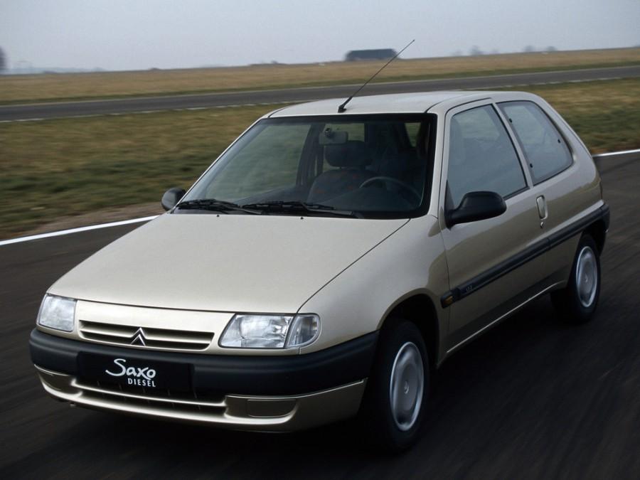 Citroen Saxo хетчбэк, 1996–1999, 1 поколение - отзывы, фото и характеристики на Car.ru