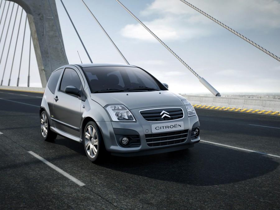 Citroen C2 хетчбэк, 2008–2009, 1 поколение [рестайлинг] - отзывы, фото и характеристики на Car.ru