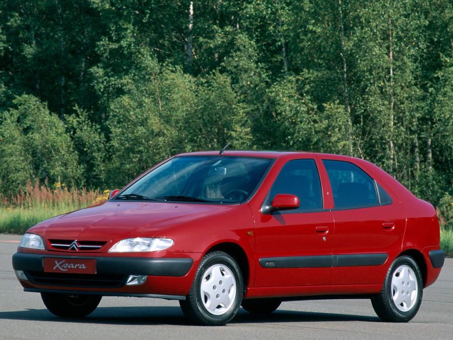 Citroen Xsara хетчбэк, 1997–2000, 1 поколение - отзывы, фото и характеристики на Car.ru