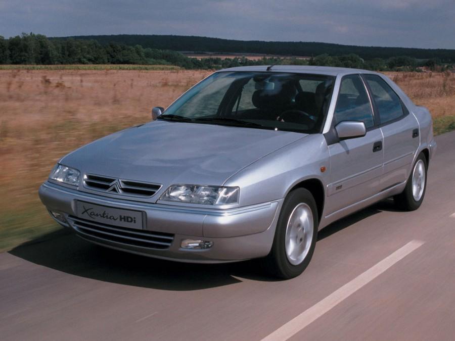 Citroen Xantia хетчбэк, 1998–2016, X2 - отзывы, фото и характеристики на Car.ru