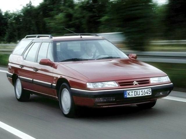 Citroen XM Break универсал, 1994–2016, Y4 - отзывы, фото и характеристики на Car.ru