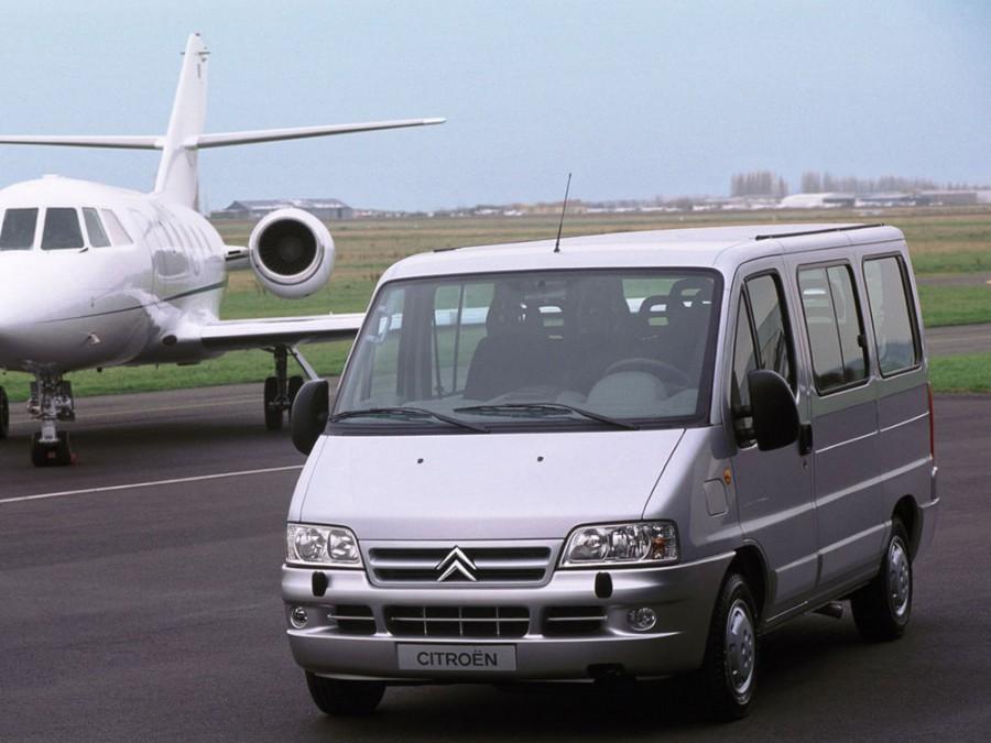 Citroen Jumper микроавтобус, 2002–2006, 1 поколение - отзывы, фото и характеристики на Car.ru