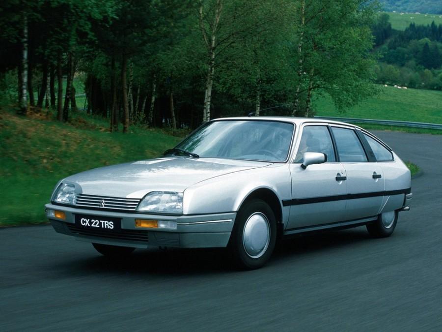 Citroen CX хетчбэк, 1983–1995, 2 поколение - отзывы, фото и характеристики на Car.ru