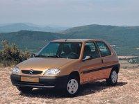 Citroen Saxo, 2 поколение, Хетчбэк 3-дв., 1996–2004