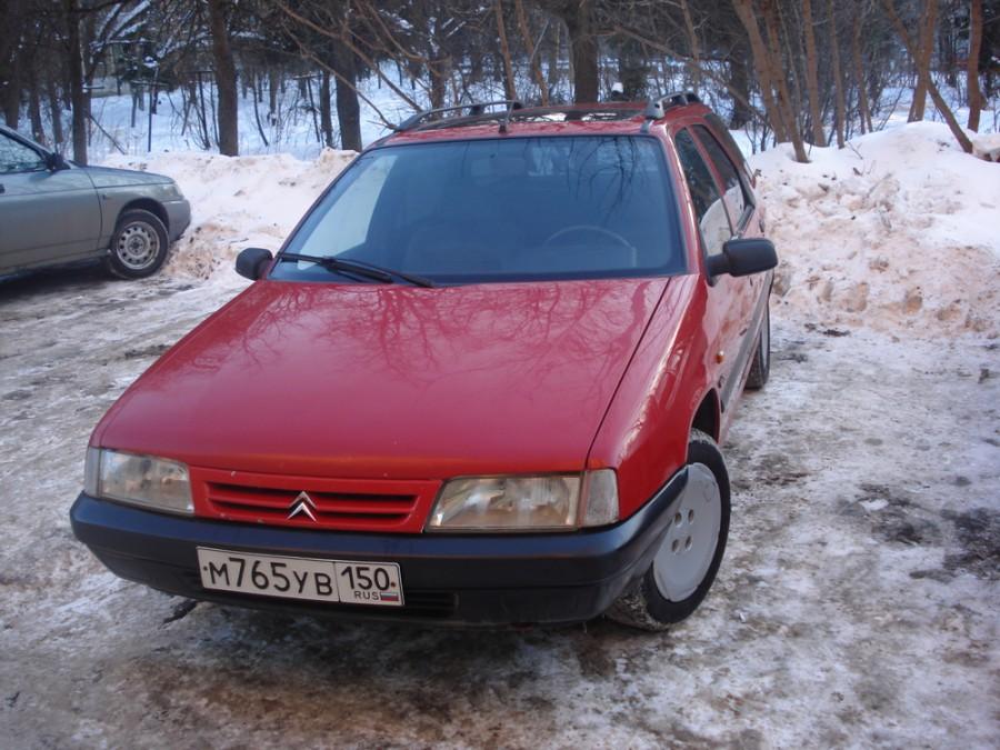 Citroen ZX универсал, 1991–1997, 1 поколение - отзывы, фото и характеристики на Car.ru
