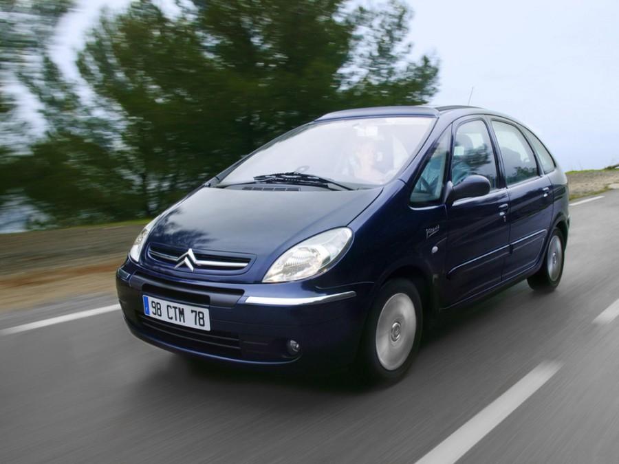 Citroen Xsara Picasso минивэн, 2000–2009, 2 поколение - отзывы, фото и характеристики на Car.ru