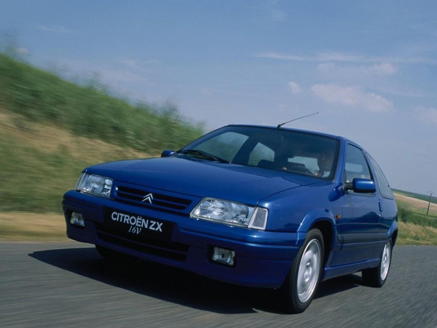 Citroen ZX хетчбэк 3-дв., 1991–1997, 1 поколение - отзывы, фото и характеристики на Car.ru