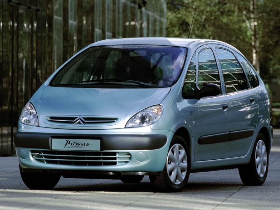 Citroen Xsara Picasso минивэн, 2000–2009, 1 поколение - отзывы, фото и характеристики на Car.ru