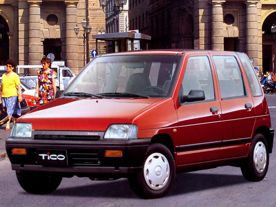 Daewoo Tico хетчбэк, 1991–2001, KLY3 - отзывы, фото и характеристики на Car.ru