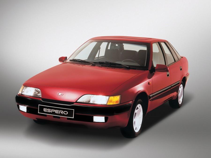 Daewoo Espero седан, 1993–1997, KLEJ [рестайлинг] - отзывы, фото и характеристики на Car.ru