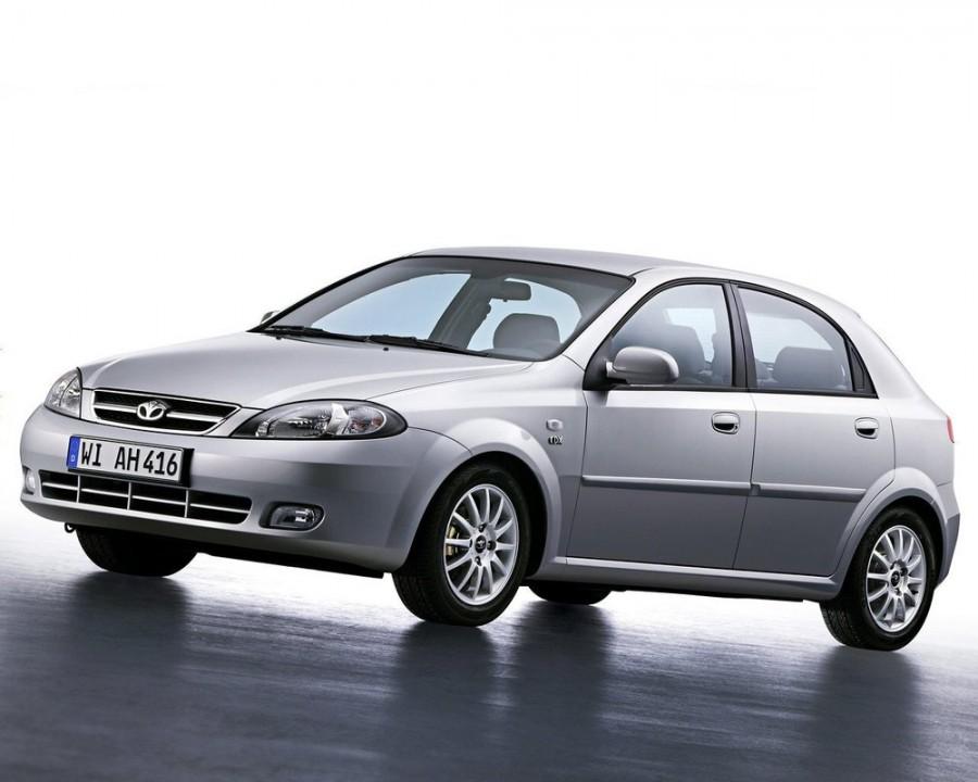 Daewoo Lacetti хетчбэк, 2002–2014, 1 поколение [рестайлинг] - отзывы, фото и характеристики на Car.ru