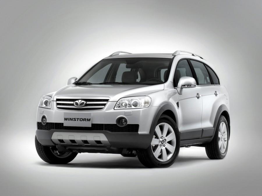 Daewoo Winstorm кроссовер, 2006–2011, 1 поколение - отзывы, фото и характеристики на Car.ru