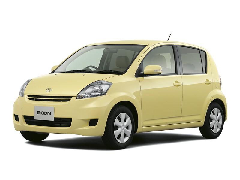 Daihatsu Boon хетчбэк, 2004–2010, 1 поколение - отзывы, фото и характеристики на Car.ru
