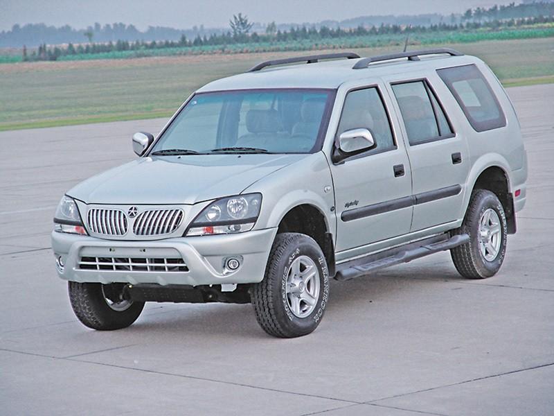 Dadi City Leading внедорожник, 2004–2014, 1 поколение - отзывы, фото и характеристики на Car.ru