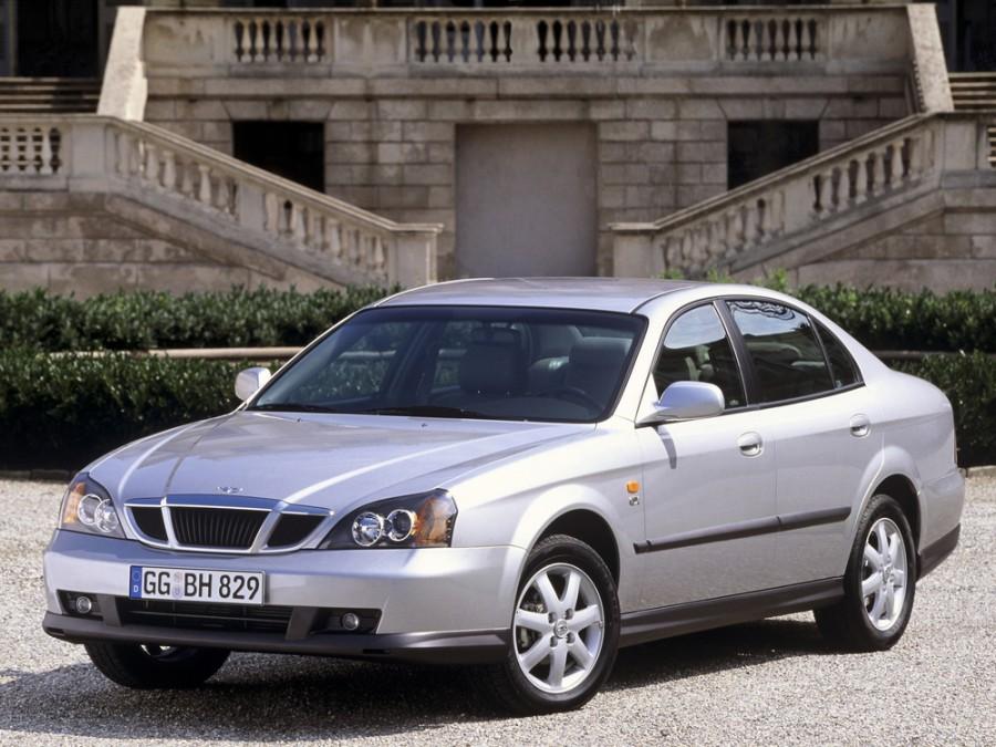 Daewoo Evanda седан, 2003–2014, 1 поколение - отзывы, фото и характеристики на Car.ru
