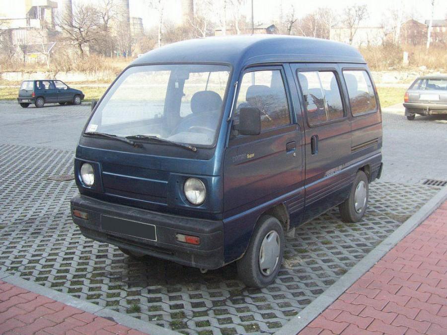 Daewoo Damas минивэн, 1991–2005, 1 поколение - отзывы, фото и характеристики на Car.ru