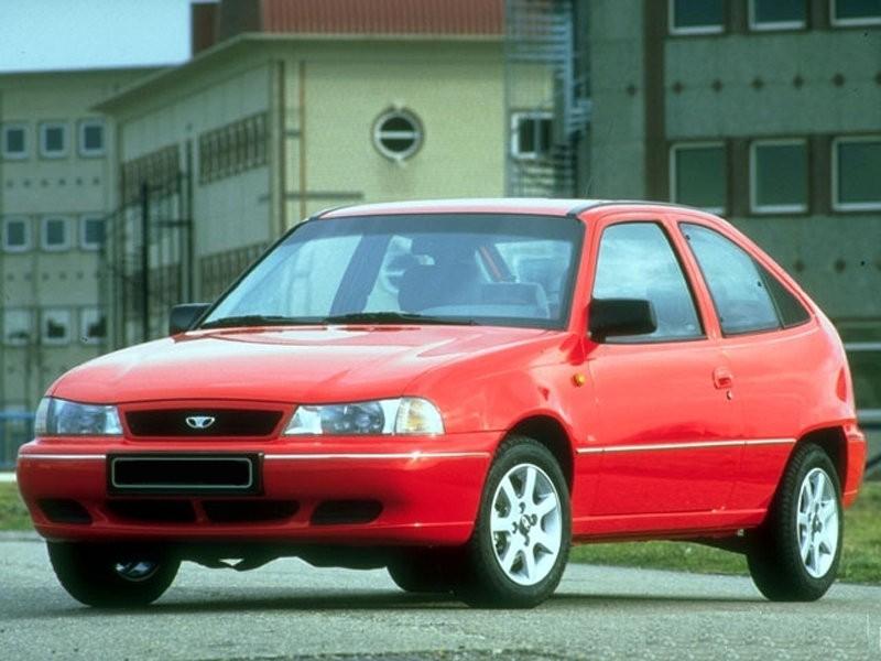 Daewoo Racer хетчбэк, 1986–1995, 1 поколение - отзывы, фото и характеристики на Car.ru