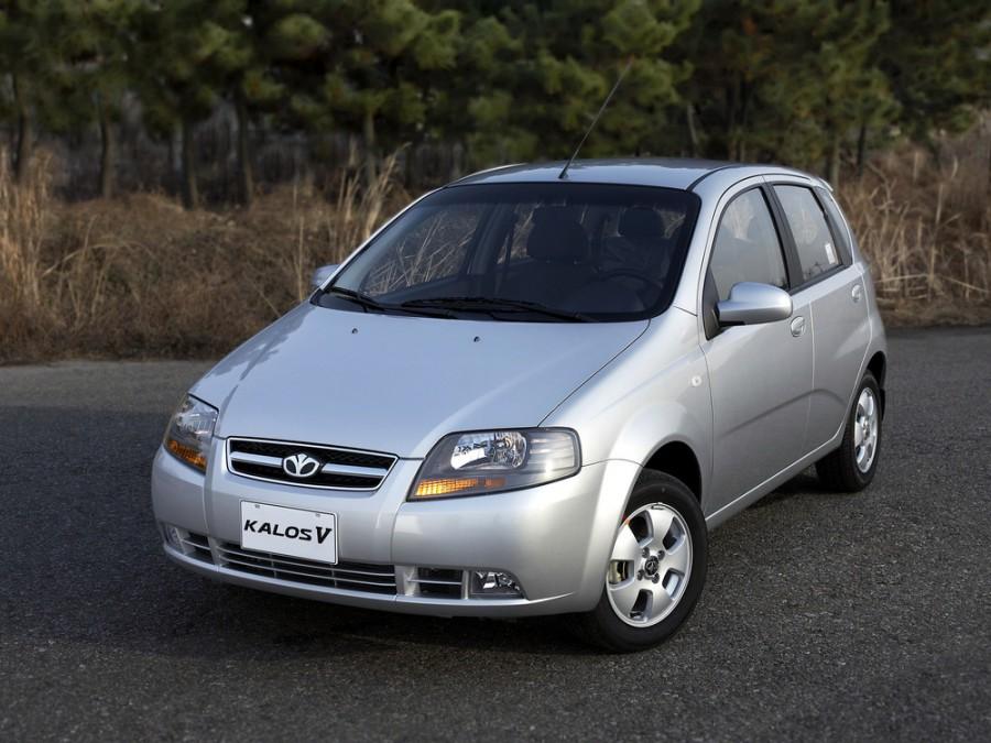 Daewoo Kalos хетчбэк, 2002–2014, 1 поколение - отзывы, фото и характеристики на Car.ru