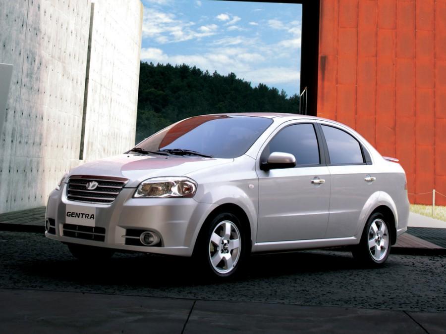 Daewoo Gentra седан, 2005–2010, 1 поколение - отзывы, фото и характеристики на Car.ru