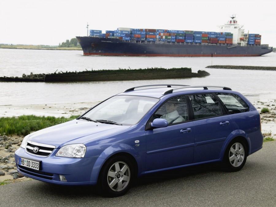 Daewoo Nubira универсал, 2002–2008, J200 - отзывы, фото и характеристики на Car.ru