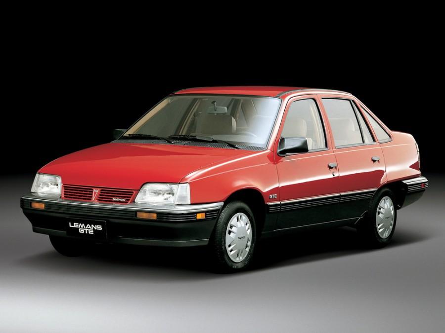 Daewoo LeMans седан, 1986–1994, 1 поколение - отзывы, фото и характеристики на Car.ru