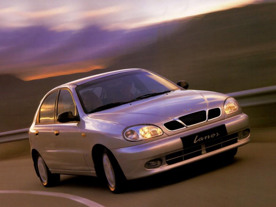 Daewoo Lanos хетчбэк 5-дв., 1997–2001, T100 - отзывы, фото и характеристики на Car.ru