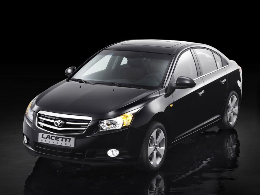 Daewoo Lacetti седан, 2008–2010, Premiere - отзывы, фото и характеристики на Car.ru