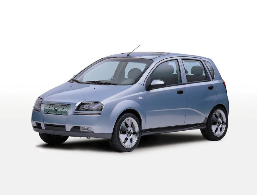 Daewoo Kalos хетчбэк, 2004–2007, 1 поколение [рестайлинг] - отзывы, фото и характеристики на Car.ru