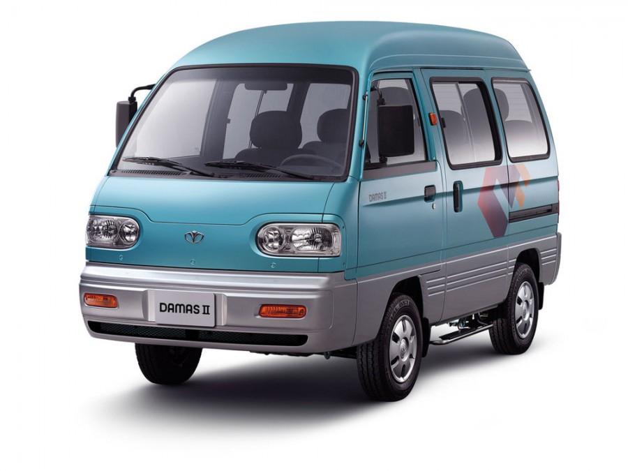 Daewoo Damas минивэн, 2005–2014, 2 поколение - отзывы, фото и характеристики на Car.ru