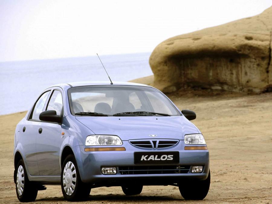 Daewoo Kalos седан, 2002–2014, 1 поколение - отзывы, фото и характеристики на Car.ru