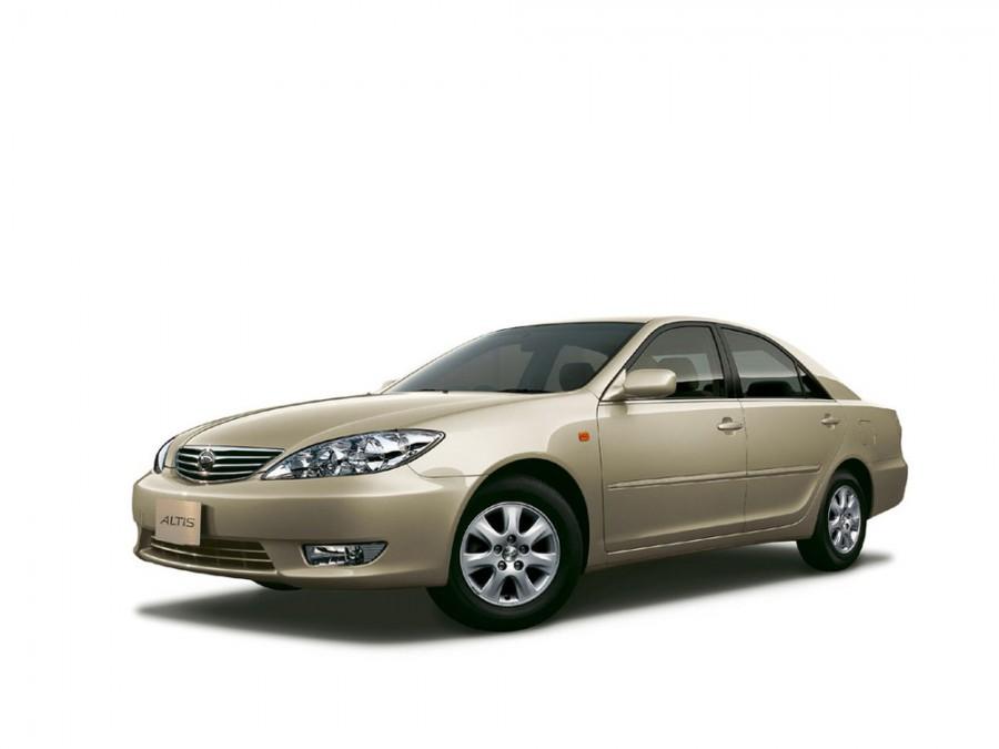 Daihatsu Altis седан, 2001–2006, 2 поколение - отзывы, фото и характеристики на Car.ru