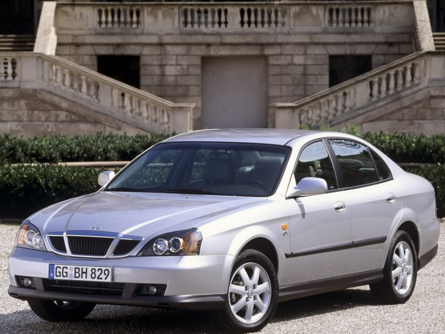 Daewoo Magnus седан, 1999–2005, 1 поколение - отзывы, фото и характеристики на Car.ru