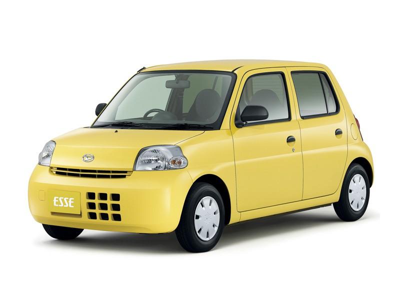 Daihatsu Esse хетчбэк, 2005–2014, 1 поколение - отзывы, фото и характеристики на Car.ru