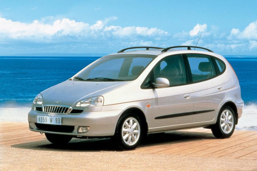 Daewoo Tacuma минивэн, 2000–2004, 1 поколение - отзывы, фото и характеристики на Car.ru