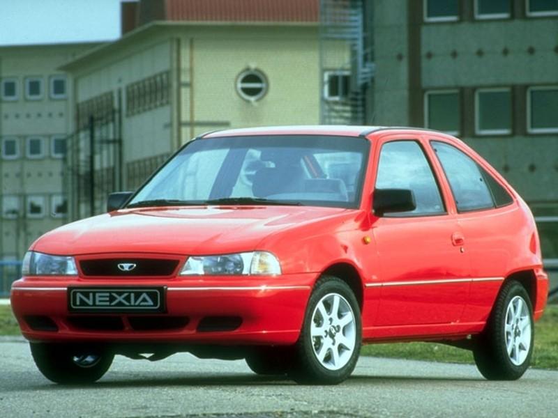 Daewoo Nexia хетчбэк 3-дв., 1994–2006, 1 поколение - отзывы, фото и характеристики на Car.ru