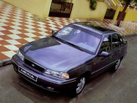 Daewoo Nexia, 1 поколение, Седан 4-дв., 1994–2006