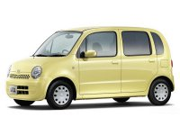 Daihatsu Move, Latte, Минивэн, 2004–2009