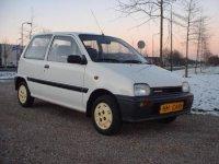 Daihatsu Cuore, L200, 3d хетчбэк, 1991–1994