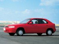Daewoo Nubira, J100, Хетчбэк, 1997–1999