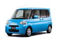 Daihatsu Tanto, 2 поколение, Хетчбэк, 2007–2014