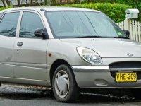 Daihatsu Storia, 1 поколение, Хетчбэк, 1998–2001