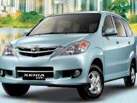 Daihatsu Xenia, 1 поколение, Минивэн, 2004–2014