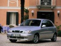 Daewoo Lanos, T150 [рестайлинг], Хетчбэк 5-дв., 2000–2003