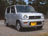 Daihatsu Naked, 1 поколение, Хетчбэк, 2000–2004